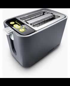Carrera Toaster Quartz No. 552 Power 860 W, Number of slots 2, Housing material Plastic, Grey