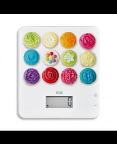 ADE Kitchen Scale Tifanny KE1721 Maximum weight (capacity) 5 kg, Graduation 1 g, Display type LCD, Variable
