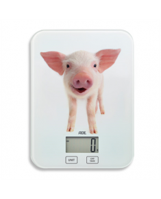 ADE Kitchen Scale Bertha KE1722 Maximum weight (capacity) 5 kg, Graduation 1 g, Display type LCD, Variable