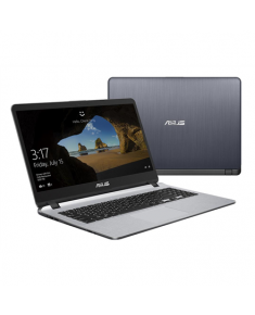 "Asus VivoBook X507MA-EJ004T Star Grey, 15.6 "", FHD, 1920 x 1080 pixels, Matt, Intel Celeron, N4000, 4 GB, DDR4, HDD 500 GB, 5400 RPM, Intel HD, Without ODD, Windows 10 Home, 802.11 b/g/n, Bluetooth version 4.0, Keyboard language English, Russian, Battery warranty 12 month(s)"