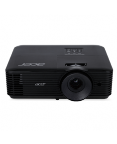 Acer Value Series X138WH WXGA (1280x800), 3700 ANSI lumens, 20.000:1, Black,