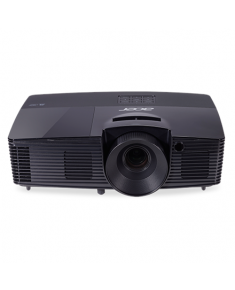 Acer Value Series X118H  SVGA (800x600), 3600 ANSI lumens, 20000:1, Black