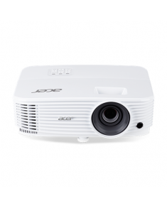 Acer Value Series  P1250 XGA (1024x768), 3600 ANSI lumens, 20.000:1, White,