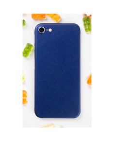 3MK Ferya SkinCase Back cover, Apple, iPhone 6, Protective foil, Matte Night Blue