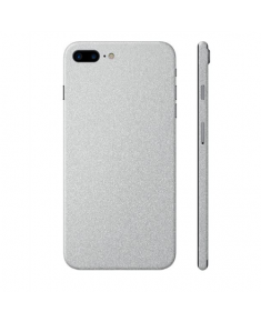 3MK Ferya SkinCase Back cover, Apple, iPhone 7 Plus, Protective foil, Matte Silver