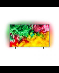 "Philips 50PUS6703/12 50"" (126 cm), Smart TV, Ultra HD Ultra Slim LED, 3840 x 2160 pixels, Wi-Fi, DVB T/C/T2/S/S2, Silver"