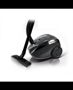 Adler Vacuum cleaner AD 7007 Bagged, Black, 700 W, 1.6 L, A, C, E, G, 79 dB,