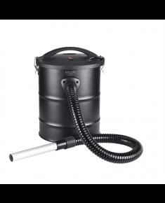 Adler AD 7035 Ash Vacuum Cleaner, Black, 1000 W, 18 L, HEPA filtration system,