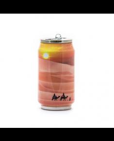 Yoko Design Canette Desert 1502-7942 Isothermal, Yelow/Orange, Capacity 0.28 L, Diameter 7 cm,