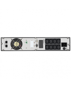 FSP CHAMP  2K Rack/Tower 2000 VA, 240 V, ± 1% (Batt. Mode) V, 120 - 300 V
