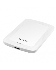 "ADATA External Hard Drive HV300 1000 GB, 2.5 "", USB 3.1, White"