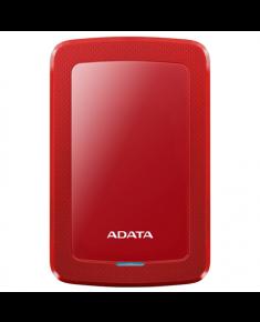 "ADATA External Hard Drive HV300 1000 GB, 2.5 "", USB 3.1, Red"