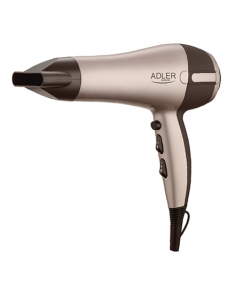 Adler Hair Dryer AD 2246 2200 W, Brown