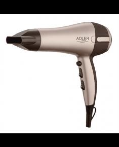 Adler Hair Dryer  AD 2246 2200 W, Brown