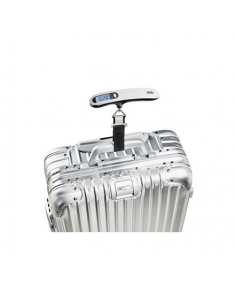 ADE Luggage Scale KW1600 Maximum weight (capacity) 50 kg, Accuracy 100 g, Multiple user(s), Stainless steel / black