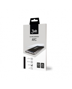 3MK ARC Screen protector, Apple, iPhone 8, Film, Transparent