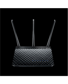 Asus DSL-AC51 10/100/1000 Mbit/s, Ethernet LAN (RJ-45) ports 2, 2.4GHz/5GHz, Wi-Fi standards 802.11ac, Antenna type External, Antennas quantity 3