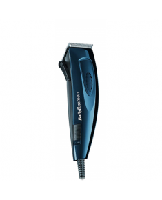 BABYLISS Hair trimmer E695E Warranty 36 month(s), Corded, Number of length steps 8, Battery low indication, Blue