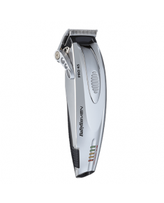 BABYLISS Hair Trimmer PRO 45 E962E Warranty 36 month(s), Hair trimmer, Cordless, Number of length steps 8, Rechargeable, LED indicators, Operating time 40 min, One comb attachment for the beard (0.5 to 3 mm) for a perfect look, Stainless steel