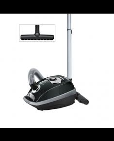 Bosch Ingenie ProSilence 57 Vacuum cleaner BGL85S330 Bagged, Black, 650 W, 2 L, A, A, C, A, 57 dB, HEPA filtration system,