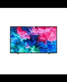 "Philips 50PUS6503/12 50"" (126 cm), Smart TV, UHD Ultra Slim LED, 3840 x 2160 pixels, Wi-Fi, DVB T/C/T2/S/S2, Black"