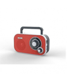Camry Radio CR 1140R Red