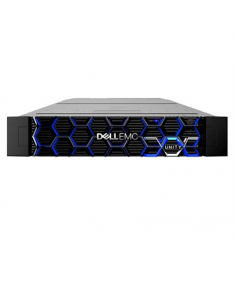 "Dell Drive Storage Array Unity 300 Rack (2U), Intel Xeon, 2xE5-2603v4, 1.7 GHz, 6T, 6C, DDR4 DIMM, 2400 MHz, 6x1.8TB 10k SAS HDD, 6x400GB SSD, Up to 25 x 2.5"", Hot-swap hard drive bays, Dual, Hot-plug, Redundant Power Supply, 4xSFP+ iSCSI, Rack Rails, Warranty ProSupport Onsite 36 month(s)"