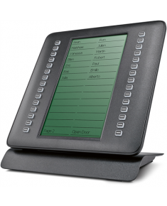 "GIGASET Maxwell Expansion Module Monochrome 7"" FSTN display, Up to 58 functions on 2 pages"