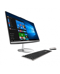 "Asus Vivo AiO ZN242GDK AIO, AIO, 23.8 "", Intel Core i5, i5-8300H, Internal memory 8 GB, DDR4, SSD 128 GB, HDD 1000 GB, NVIDIA GeForce GTX1050, Without ODD, Keyboard language English, Windows 10 Home,"