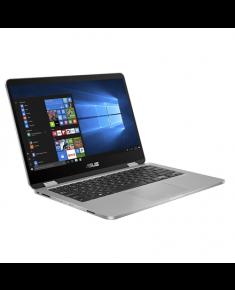 "Asus VivoBook Flip 14 J401MA-EC083TS Light Grey, 14.0 "", Touchscreen, FHD, 1920 x 1080 pixels, Gloss, Intel Celeron, N4000, 4 GB, LPDDR4 on board, Intel HD, Without ODD, Windows 10 S, 802.11 ac, Bluetooth version 4.1, Keyboard language English, Russian, Battery warranty 12 month(s)"