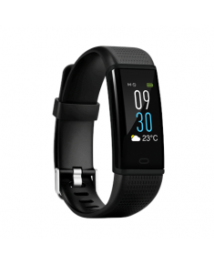 Acme Activity tracker ACT304 Connected GPS, Steps and distance monitoring, Multi-Sport Mode, Black, Bluetooth, IP67, Waterproof