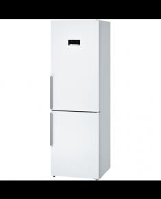 Bosch Refrigerator  KGN36XW45 Free standing, Combi, Height 186 cm, A+++, No Frost system, Fridge net capacity 237 L, Freezer net capacity 87 L, 36 dB, White