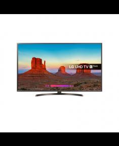 """LG 43UK6400PLF  43"""" (108 cm), Smart TV, Ultra HD LED, 3840 x 2160 pixels, Wi-Fi, DVB-T2/C/S2, Black"""