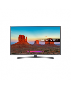"LG 43UK6750PLD 43"" (108 cm), Smart TV, Ultra HD LED, 3840 x 2160 pixels, Wi-Fi, DVB-T2/C/S2, Silver"
