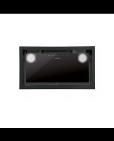 CATA Hood GC DUAL A 45 XGBK Canopy, Energy efficiency class A, Width 45 cm, 820 m³/h, Touch control, LED, Black glass