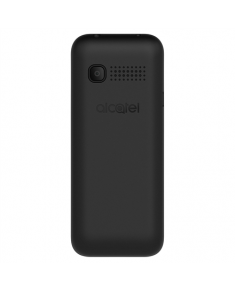 "Alcatel 1066D Black, 1.8 "", 128 x 160 pixels, 4 MB, 4 MB, Dual SIM, Built-in camera, Main camera 0.08 MP, 400 mAh"