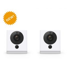 iSmartAlarm ISC5P2 Spot Plus - Pack of 2 iSmartAlarm Smart IP Cameras