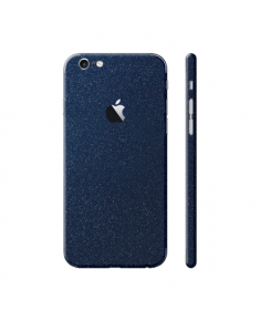 3MK Ferya SkinCase Back cover, Apple, iPhone 6S, Protective foil, Glossy Dark Blue