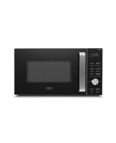 Caso Microwave oven BMG 20 20 L, Grill, Intuitive semi-digital control, 800 W, Black, Free standing, Defrost function