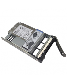 "Dell Server HDD 2.5"" 1.8TB 10000 RPM, Hot-swap, in 3.5"" HYBRID carrier, SAS, 12 Gbit/s, (PowerEdge 13G R330,R430,R530,R730,T330,T430,T630)"