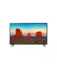"LG 49UK6200PLA 49"" (123 cm), Smart TV, UHD 4K LED, 3840 x 2160 pixels, Wi-Fi, DVB-T2/C/S2, Black"