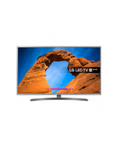 "LG 43LK6100PLB 43"" (108 cm), Smart TV, Full HD LED, 1920 x 1080 pixels, Wi-Fi, DVB-T2/C/S2, Black"