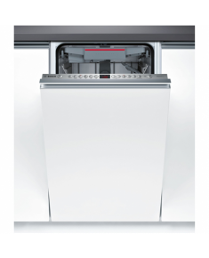 Bosch Dishwasher SPV46MX00E Built in, Width 45 cm, Number of place settings 10, Number of programs 4, A+, AquaStop function, White
