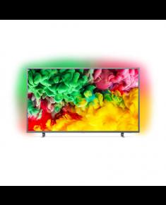 """Philips 65PUS6703/12 65"""" (165 cm), Smart TV, 4K UHD Ultra Slim LED, 3840 x 2160 pixels, Wi-Fi, DVB T/C/T2/S/S2, Dark silver"""