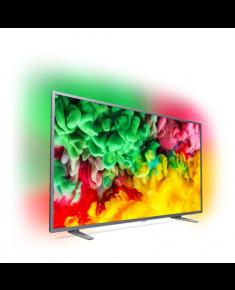 "Philips 43PUS6703/12 43"" (108 cm), Smart TV, UHD Ultra Slim LED, 3840 x 2160 pixels, Wi-Fi, DVB T/C/T2/S/S2, Grey"