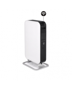 Mill Heater AB-H1500WIFI Oil Filled Radiator, 1500 W, Number of power levels 3, Suitable for rooms up to 16-24 m², White