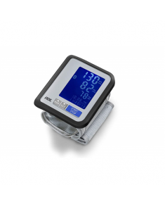 ADE Smart Blood Pressure Monitor  BPM 1600 FITvigo  Memory function, Number of users Multiple user(s), Memory capacity Internal memory for 60 measurements with date and time display, Display LCD,