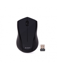 A4Tech Mouse  V-Track G3 G3-400N	 Wireless, No, Glossy Grey, Optical Mouse, Yes, Wireless connection