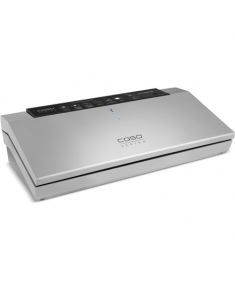 Caso Bar Vacuum sealer GourmetVAC 480 Power 160 W, Silver