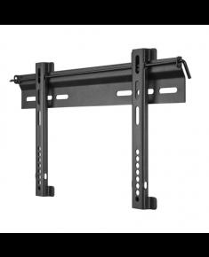 "Goobay TV EasyFix ultraslim L - ultra low-profile wall-mount bracket 63473 Wall Mount, 58-147 "", Maximum weight (capacity) 45 kg, Black"